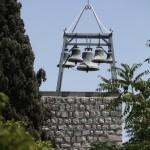 Колокольня храма на горе Фавор