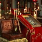 01. Мощи святых и икона новомучеников и исповедников российских