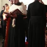 08. Посвящаемый во чтеца читает отрывок из Апостола