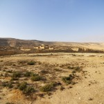 Мамшит - древний город набатеев. Находится недалеко от Димоны.