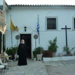В монастыре Божией Матери Кассапитры