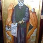 Икона новопрославленного Паисия Святогорца