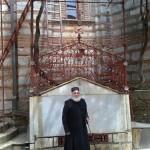 о. Виктор в монастыре Дохиар