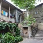 Тбилисский дворик
