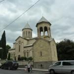 Храм св. Георгия (Кашвети) в Тбилиси