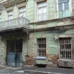 Старинные тбилисские дома