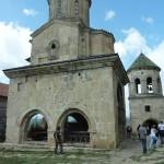 Монастырь Гелати в Мегрелии. Церковный и просветительский центр средневековья.